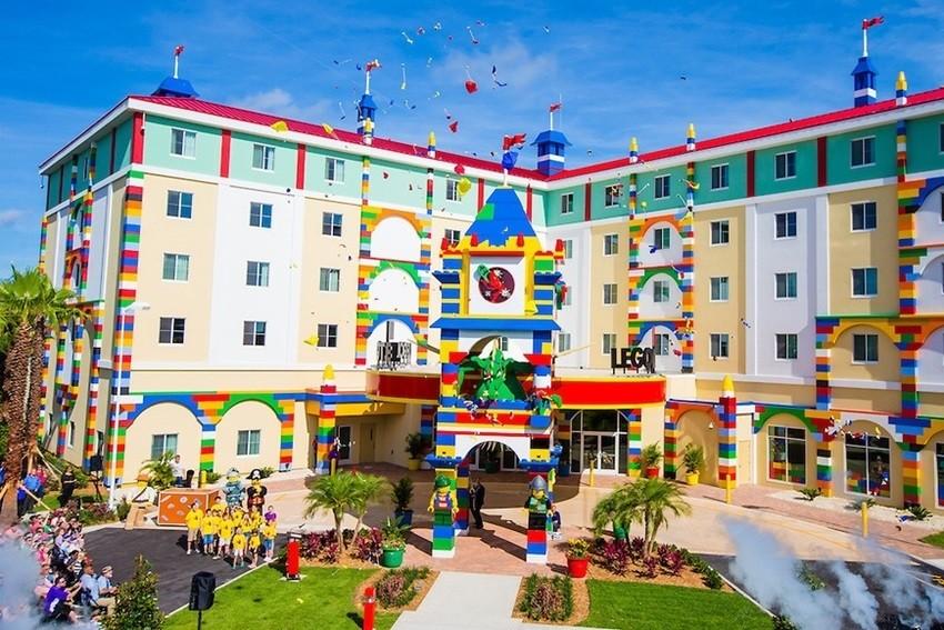 Legoland Hotel na Floridi je ostvarenje dječjih snova