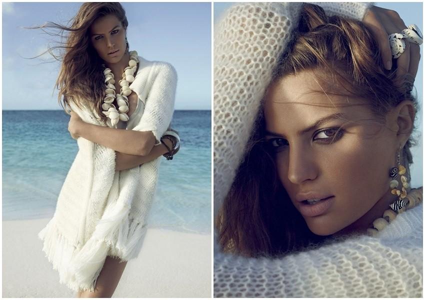 Španjolski Vogue nas poziva na prekrasne plaže...