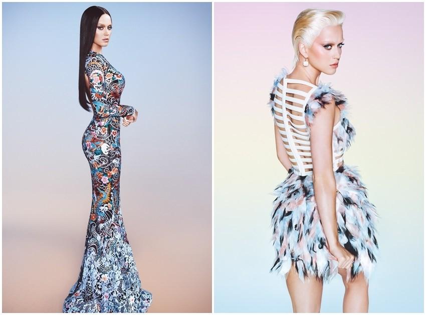 Katy Perry izgleda fantastično sa svakom frizurom