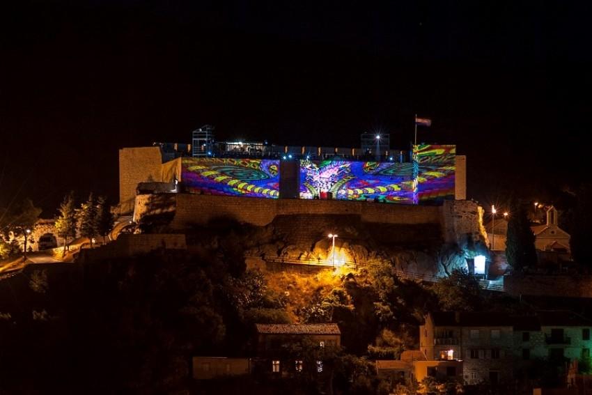 SuperUho festival tvrđava sv.Mihovil