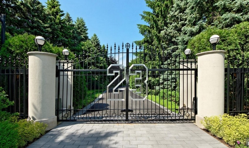 Michael Jordan's Highland Park Estate