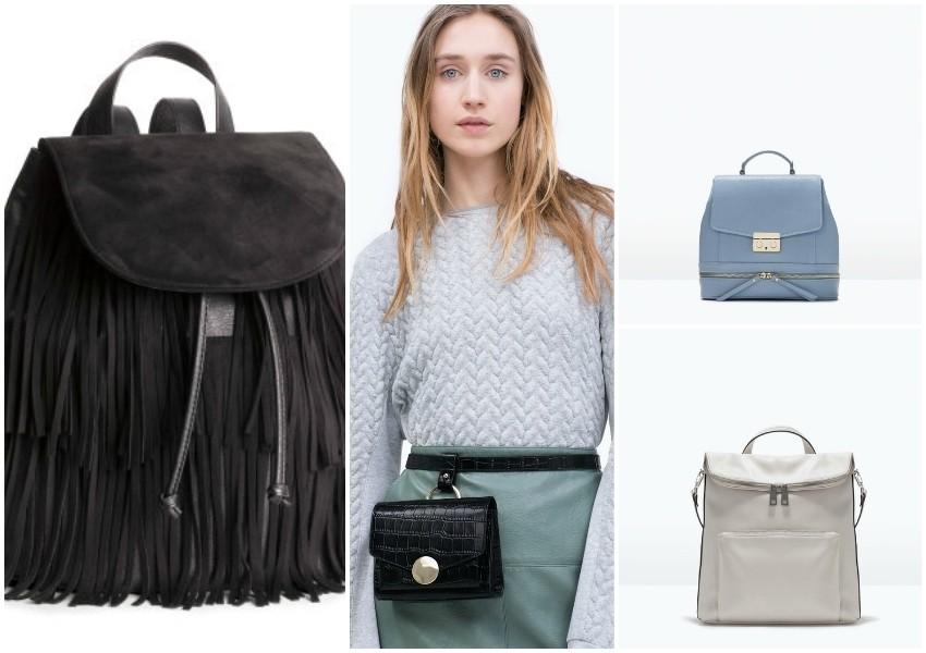 Torba s resicama (H&M), ostale Zara