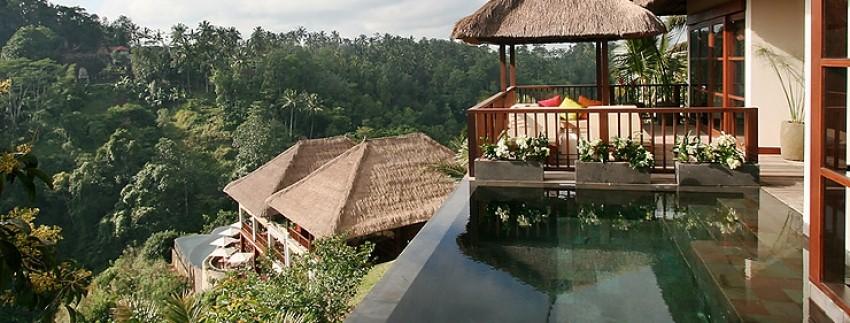 Hotel Ubud Hanging Gardens, Indonezija