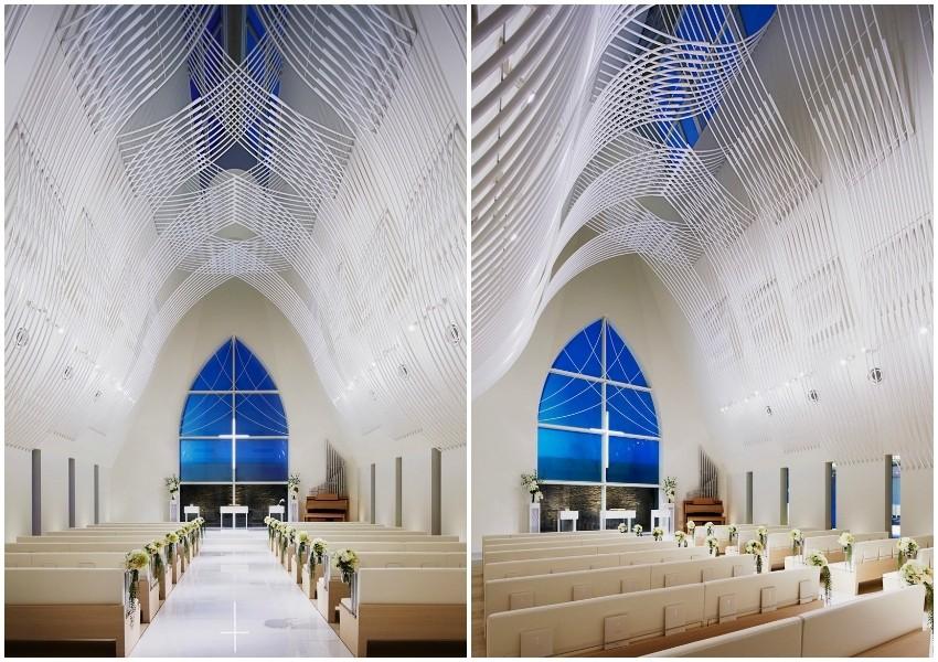 Kapelica Sv. Voile, Niigata, Japan