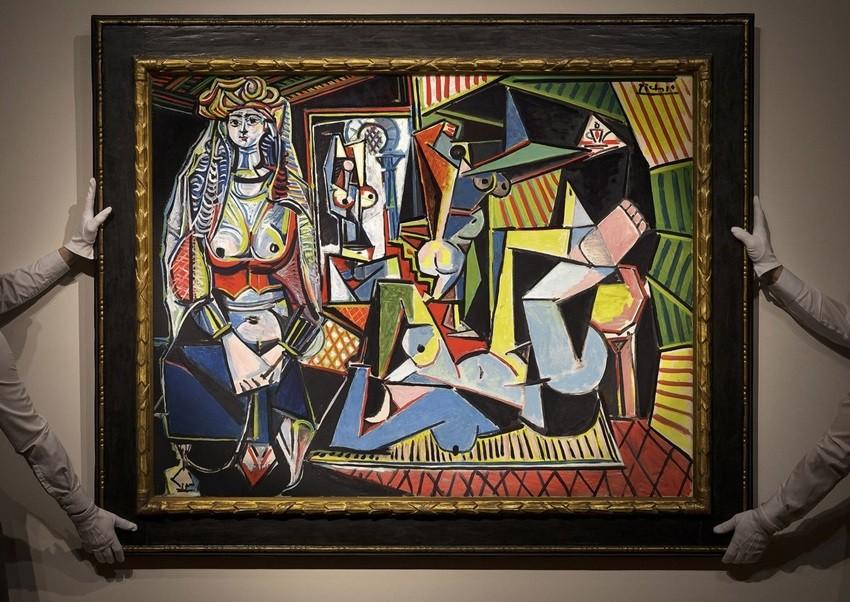 """Picassove """"Les femmes d'Alger"""" prodane za rekordnih 179 milijuna dolara"""