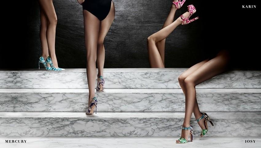 Brian Atwood SS 2015: Štikle i seksi frajer - može li bolje?
