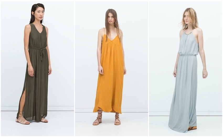Zara Long Layer Dress (399.90 HRK)