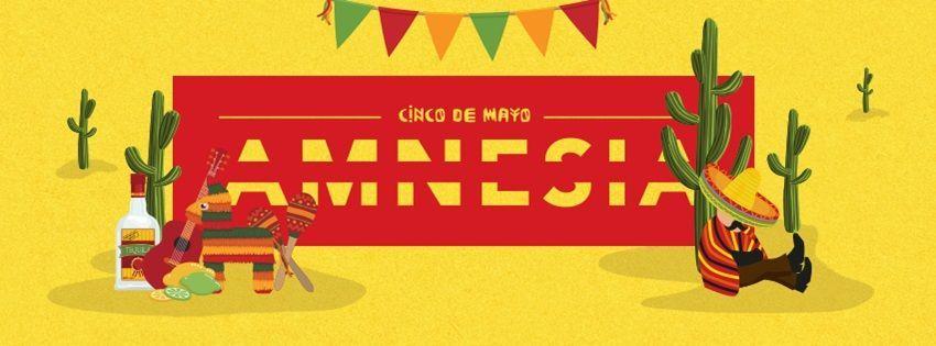 Večeras vas očekuje Meksiko u klubu Pepermint: Amnesia Cinco de Mayo