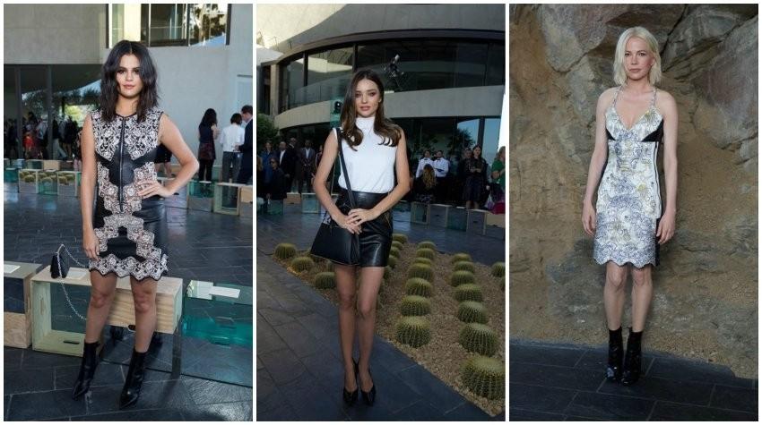 Selena, Miranda i Michelle