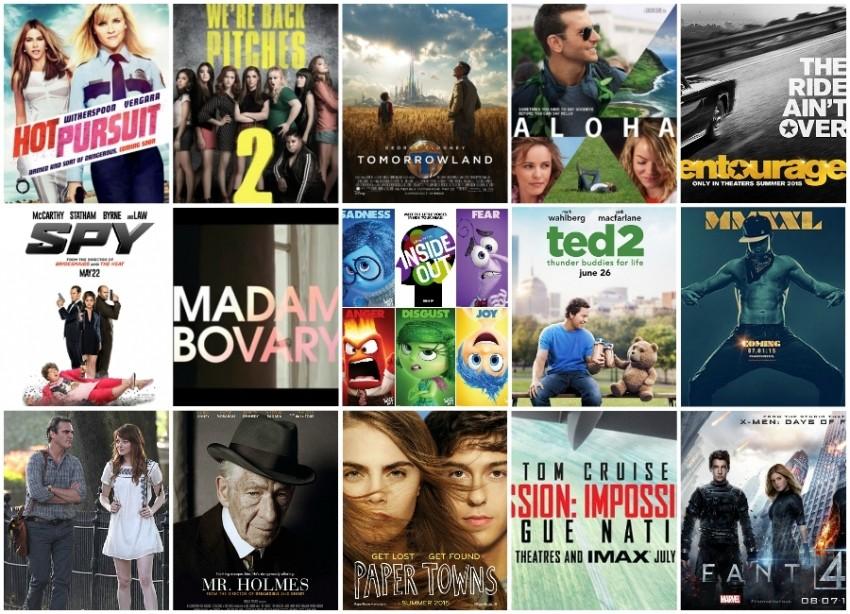 Predstavljamo 15 filmskih hitova ovoga ljeta!