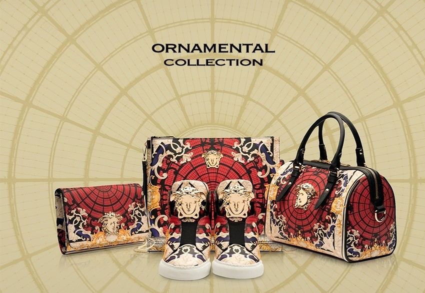 Nove Versace tenisice i torbe pravi su statement