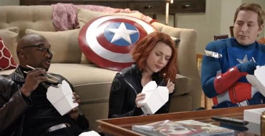 Scarlett Johansson je presmiješna u parodiji Avengersa