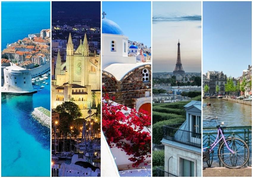 Koje su najbolje europske destinacije za odmor u lipnju?