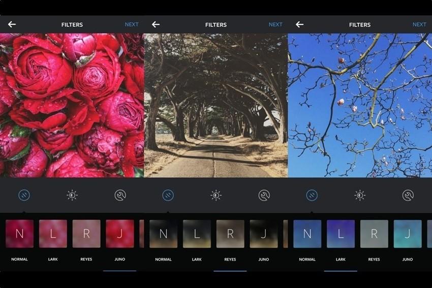 Jeste li već isprobali nove Instagram filtere?