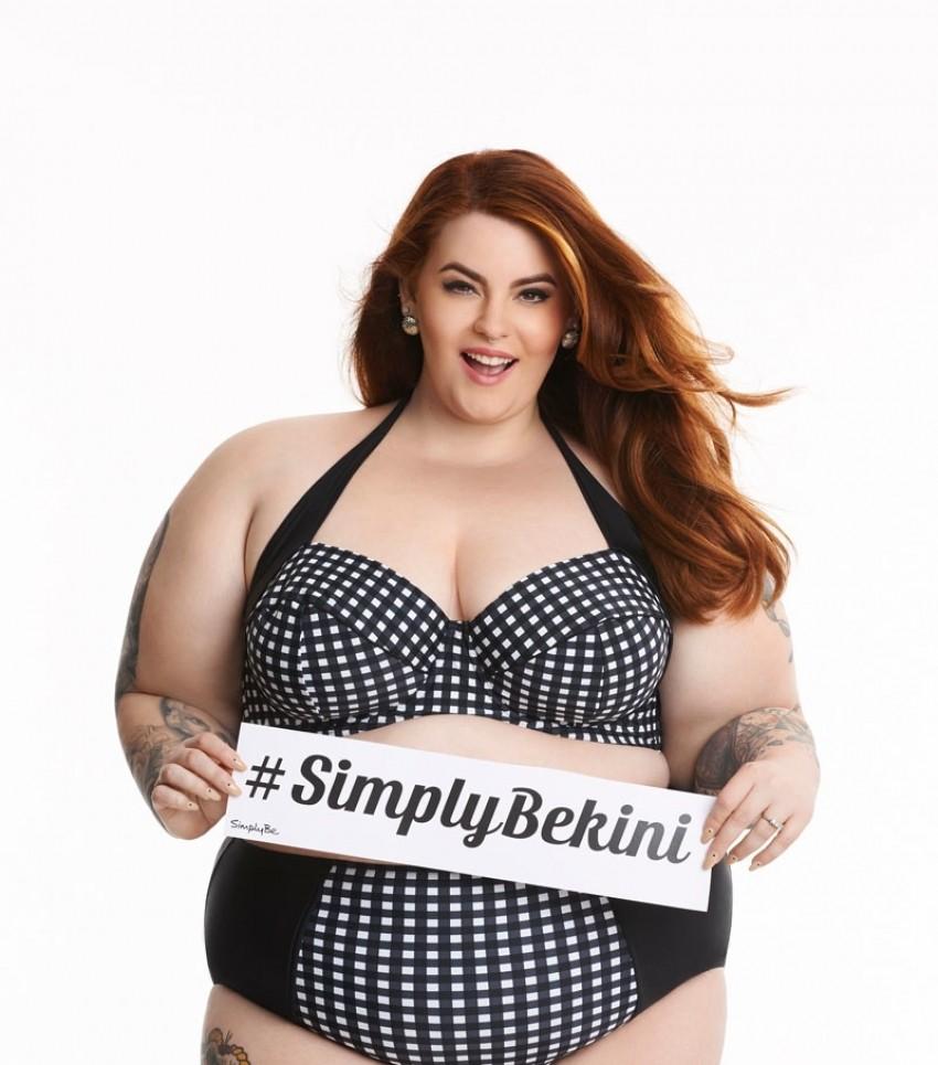 "Kako dobiti ""bikini"" tijelo? Tess Holliday zna!"