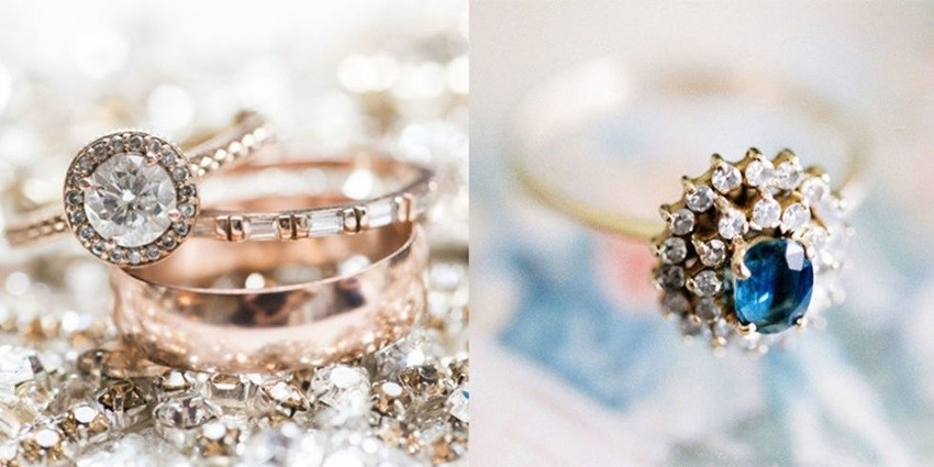 Inspirirajte zaručnički prsten ovim prekrasnim vintage prstenjem