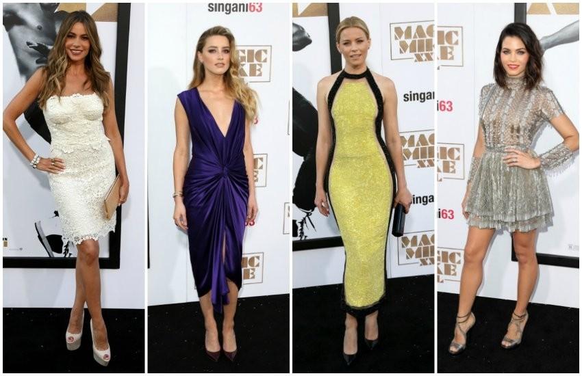 Sofia Vergara, Amber Heard, Elizabeth Banks, Jenna Dewan-Tatum