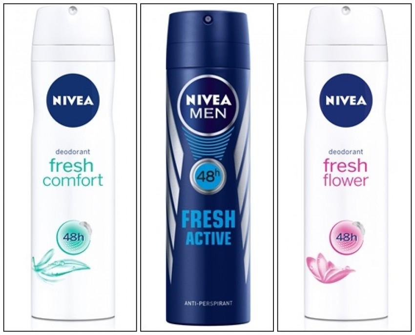 Nivea Fresh dezodoransi