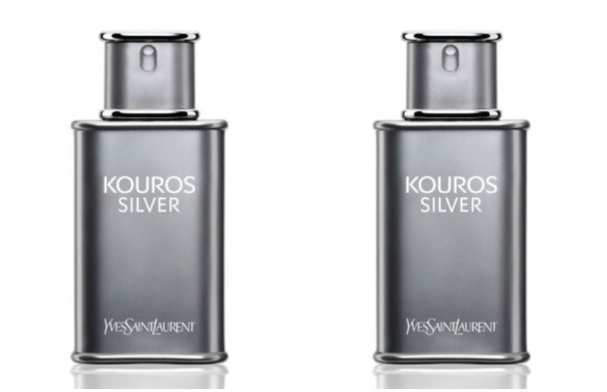 YSL Kouros Silver