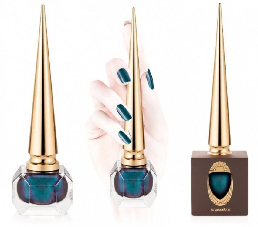 Louboutin izdao kolekciju lakova za nokte inspiriranu skarabejima