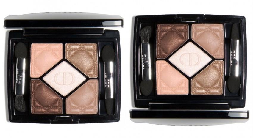 "Dior 5 Couleur Eyeshadow Palette  ""746 Ambre Nuit"""