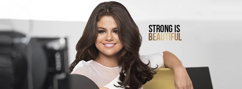 Selena Gomez novo je lice Pantena!
