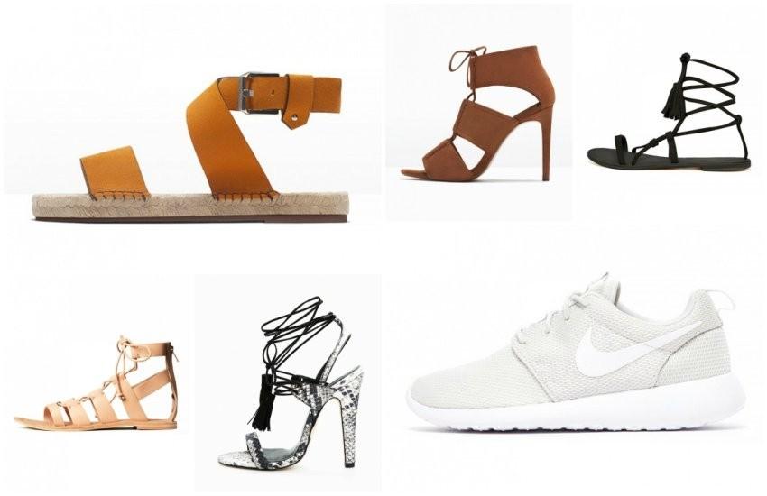 5 modela cipela koje MORATE imati ovog ljeta