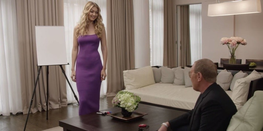 Prezabavni Michael Kors i Gigi Hadid: Tko je pobjednik igre glamoura?