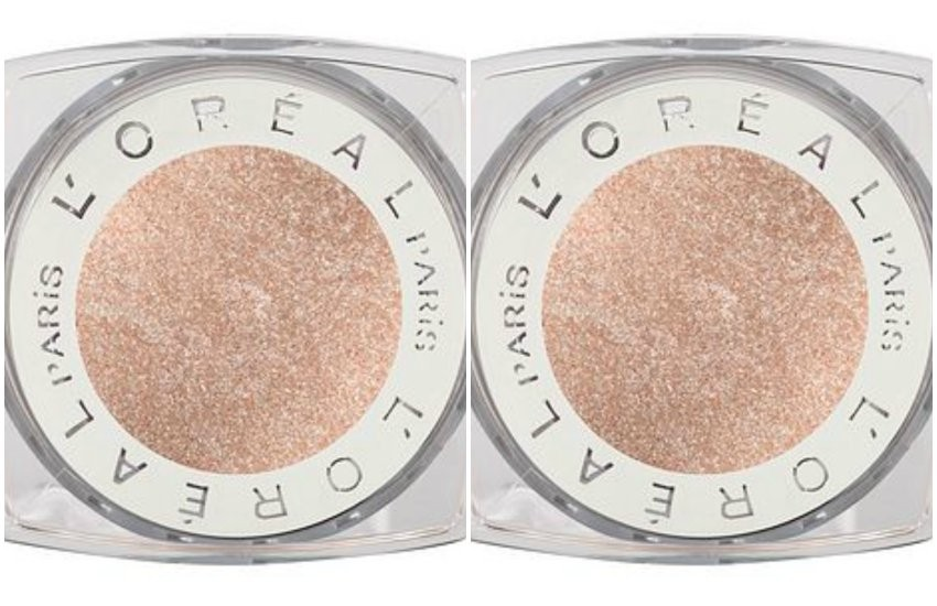 "L'Oreal Paris Infallible Eyeshadow ""Iced Latte"""