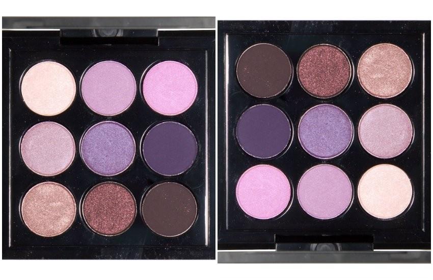 MAC Purple Times Nine Eye Shadow Palette