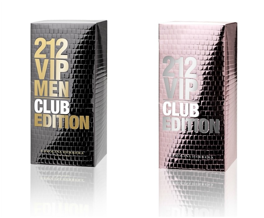 Carolina Herrea 212 VIP Club edition