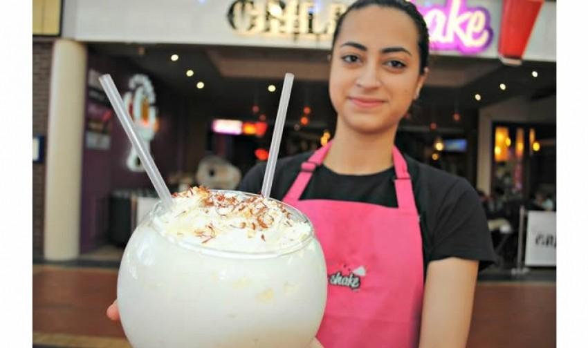 Ovo je najskuplji milkshake na svijetu