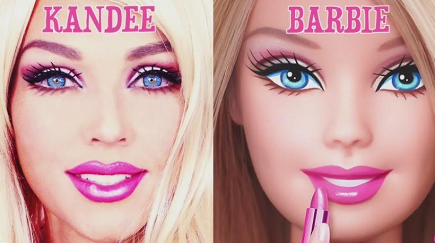 Ovo je najbolja Barbie make up transformacija koju smo vidjeli