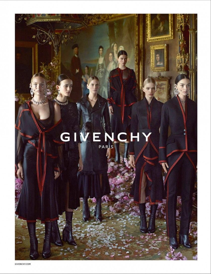 Givenchy Fall/Winter 2015