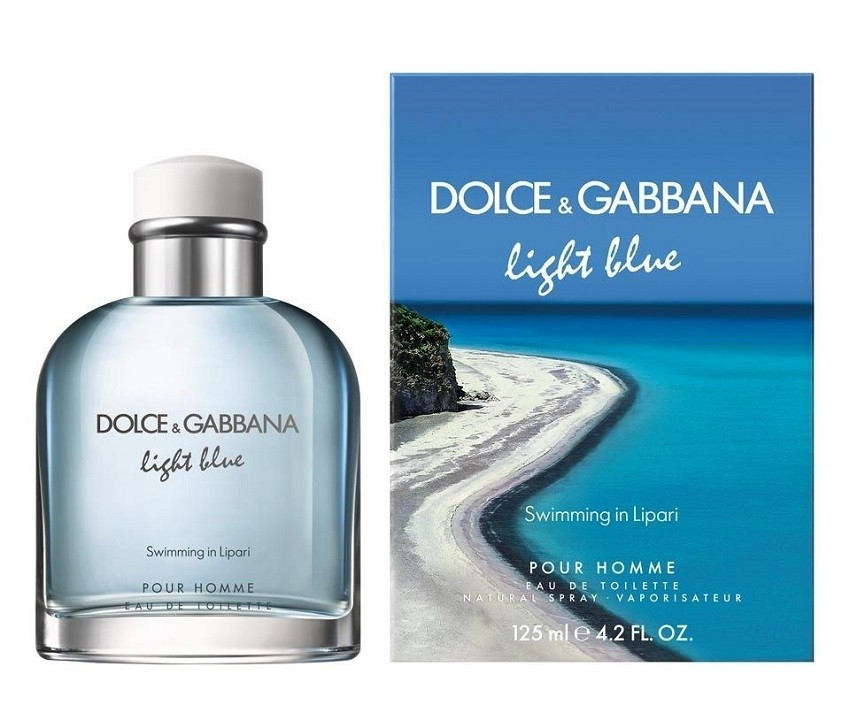 "Dolce & Gabbana Light Blue ""Swimming in Lipari"" Eau de Toilette"