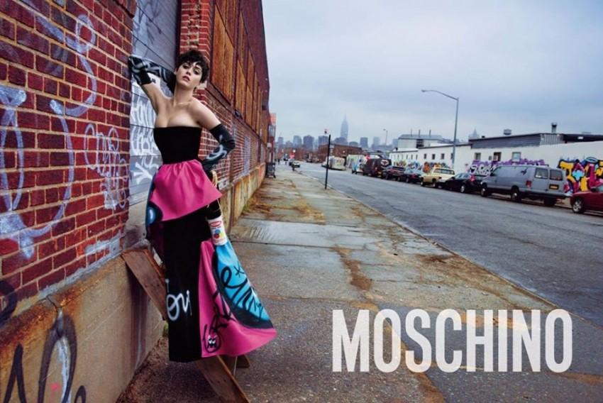 Katy Perry za Moschino