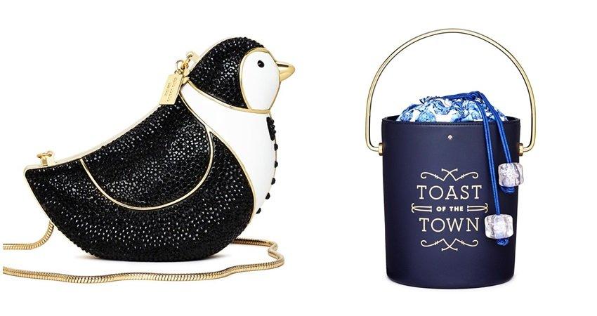 Kate Spade nas je oduševila polarnim torbicama