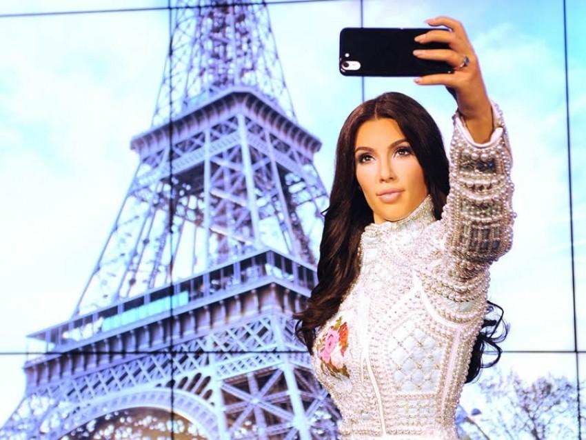 U Londonu možete uslikati selfie s Kim Kardashian