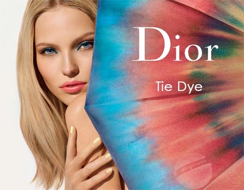 Dior Tie Dye Summer 2015