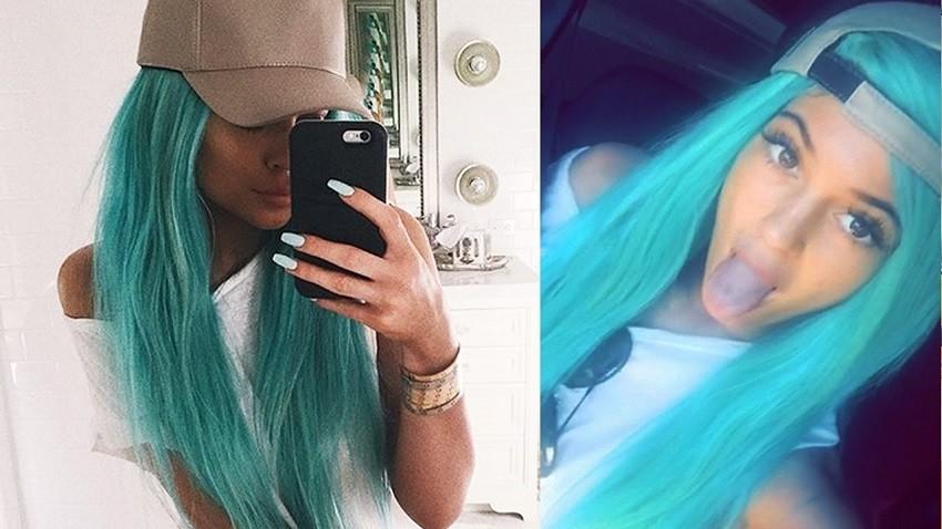 Kylie Jenner (Instagram)