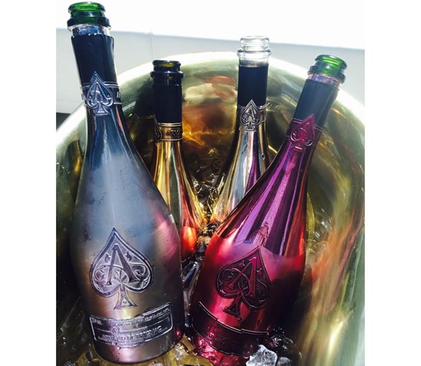 Armand de Brignac izdao najskuplju bocu šampanjca dosad