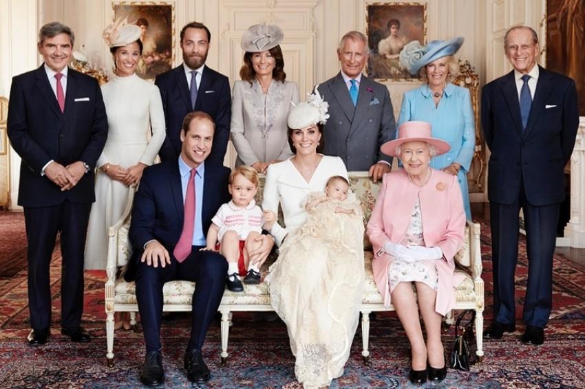 Službeni portret kraljevske obitelji