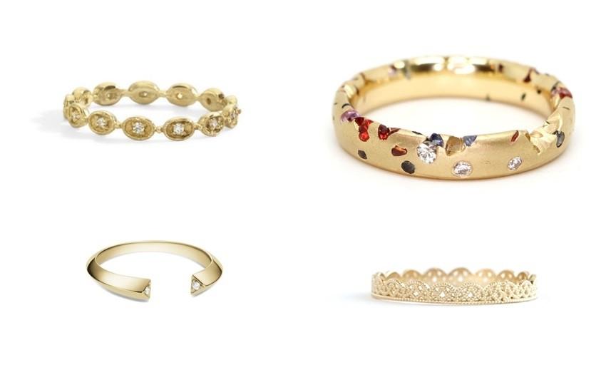 Najljepše vjenčano prstenje za nekonvencionalne parove