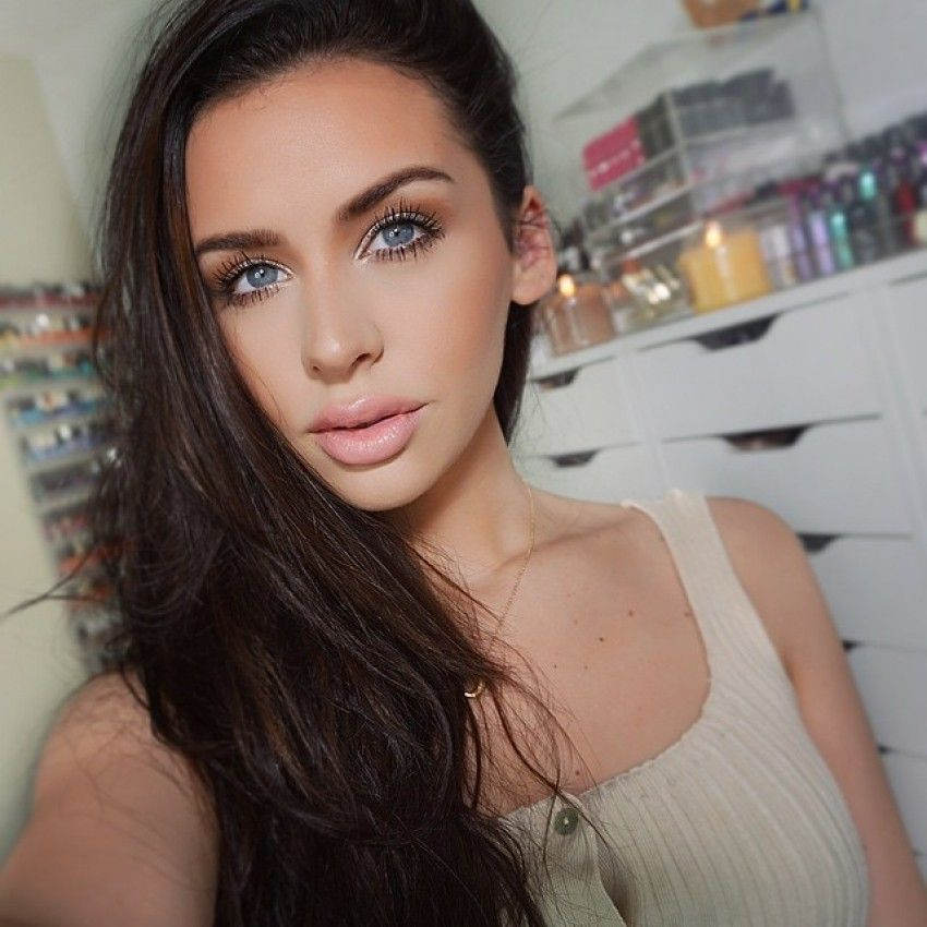 Lagani ljetni makeup