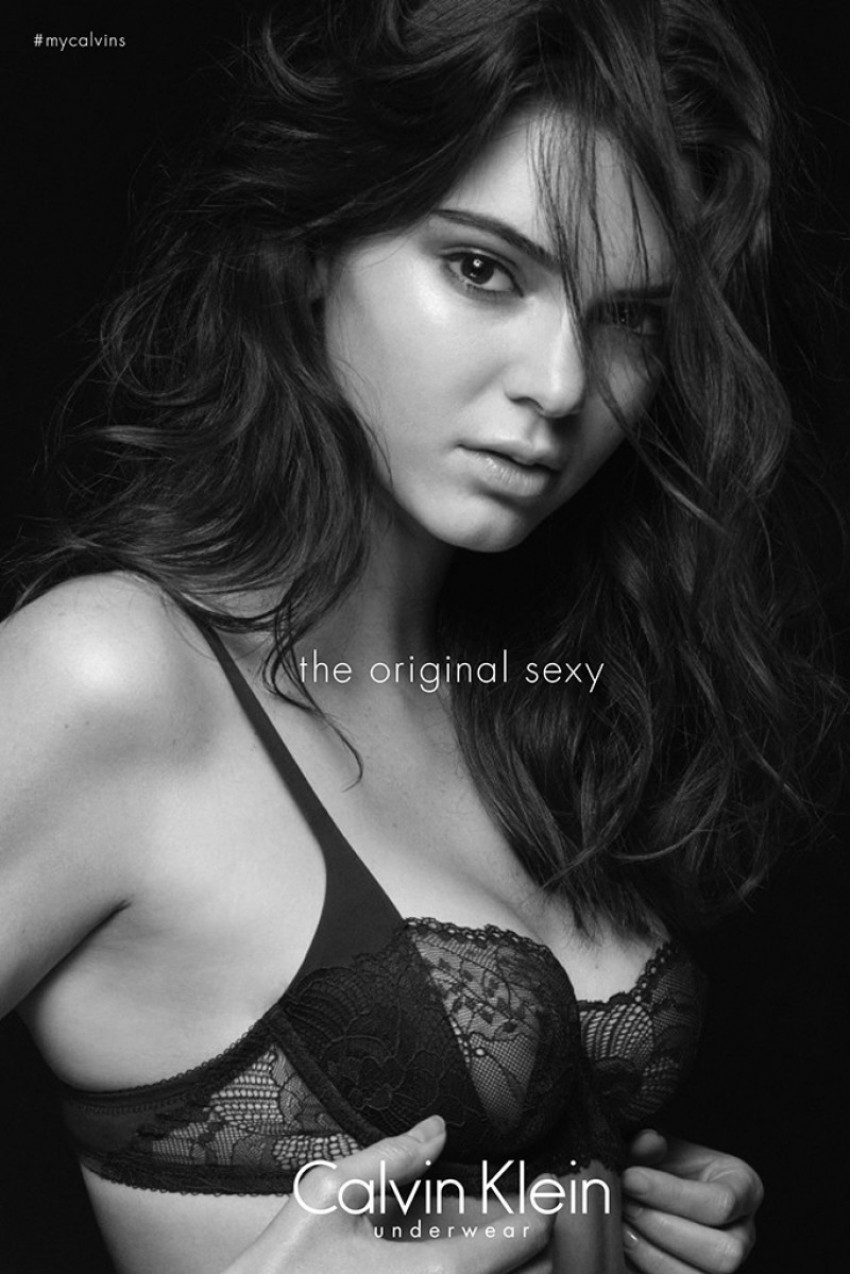 Sexy Kendall Jenner za Calvin Klein donje rublje