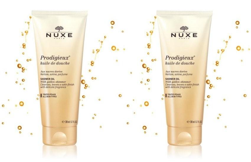 Nuxe Prodigieux® čudesni uljni gel za tuširanje