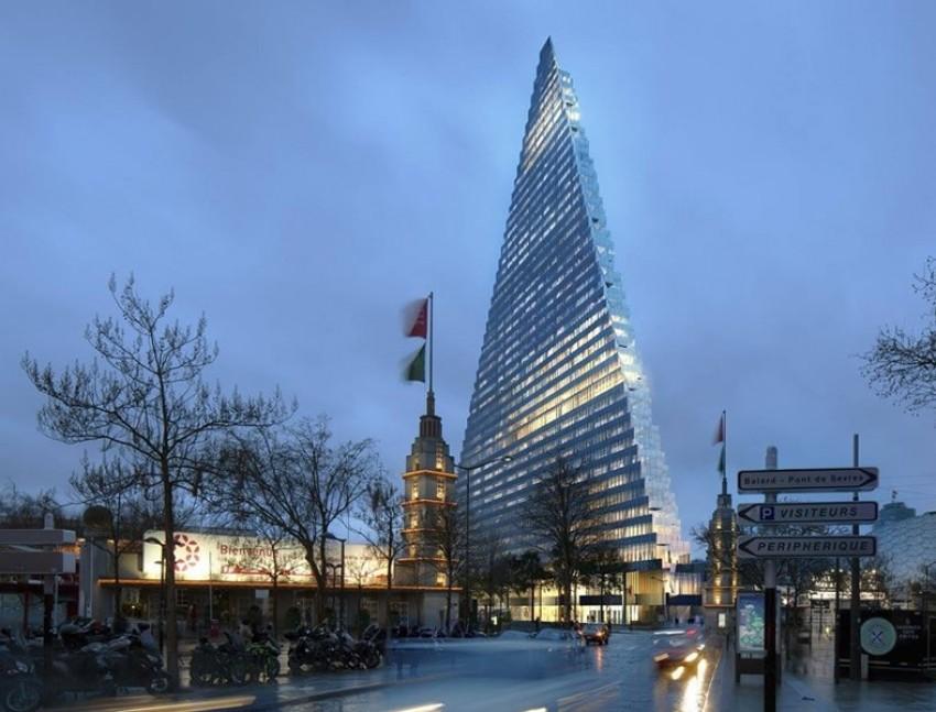 Ovo je prvi pariški neboder u 42 godine