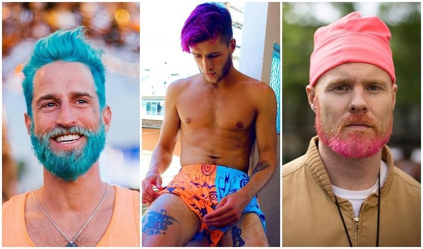 Novi beauty trend: Muškarci sirene!