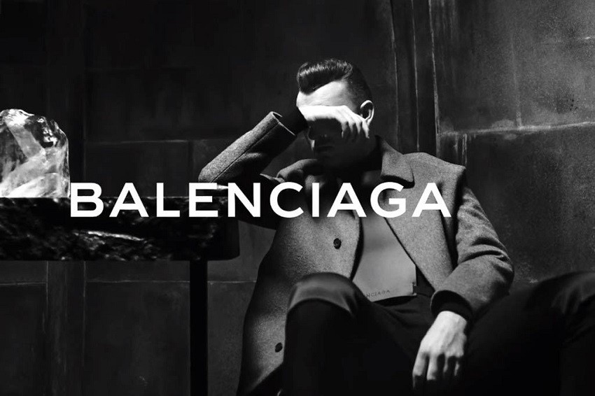 Sam Smith za Balenciagu