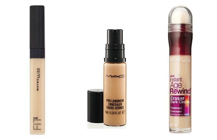Maybelline / MAC / Maybelline